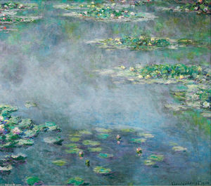Claude Monet - Seerosen 18