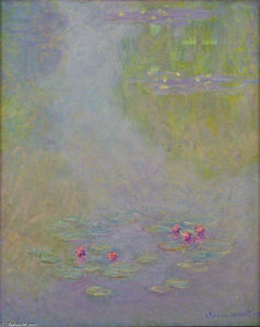 Claude Monet - Seerosen 39