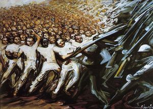 David Alfaro Siqueiros - Emanzipationskampf