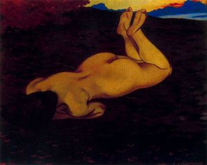 Felix Vallotton - der quelle