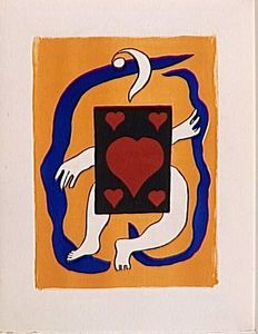 Fernand Leger - -The album --Circus--- ( 51 )