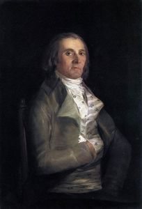 Francisco De Goya - Don Andres del Peral