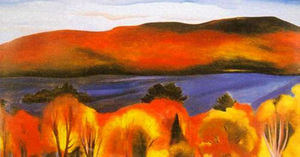 Georgia Totto O-keeffe - see george Herbst