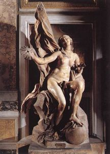 Gian Lorenzo Bernini - Truth von Time Unveiled