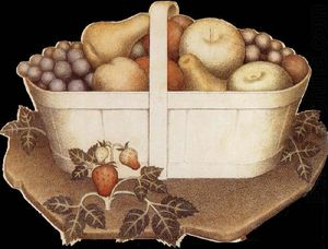 Grant Wood - Frucht