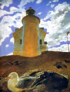 Jamie Wyeth - Komet