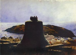 Jamie Wyeth - Obelisk