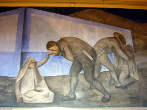 Jose Clemente Orozco - abschied