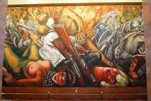 Jose Clemente Orozco - Entspannung