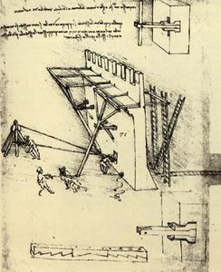 Leonardo Da Vinci - Siege Defenses