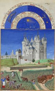 Limbourg Brothers - September
