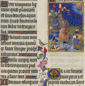 Limbourg Brothers - Der Messias Dominions