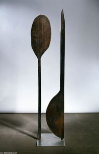 Louise Joséphine Bourgeois - Paddle Woman