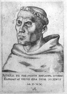 Martin Luther Als Mönch
