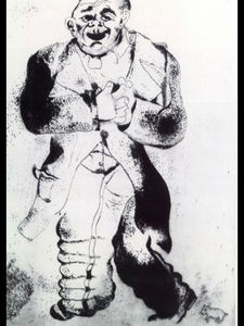 Marc Chagall - Sobakevitsch