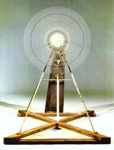 Marcel Duchamp - Rotary Glasplatten (Precision Optics)