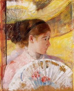 Mary Stevenson Cassatt - bei dem theater