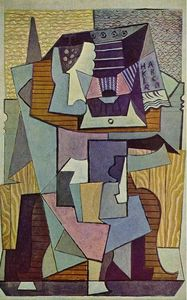 Pablo Picasso - Die Tabelle