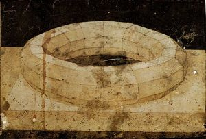 Paolo Uccello - Perspective Study of Mazzocchio