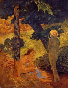 Paul Serusier - Badegäste