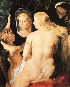 Peter Paul Rubens - morgen-toilette of Venus