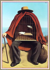 Rene Magritte - Die therapeutist
