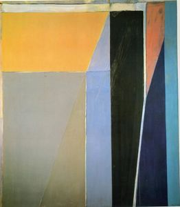 Richard Diebenkorn - Ocean Park No. 28