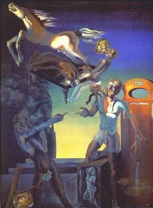 Salvador Dali - Wilhelm Tell