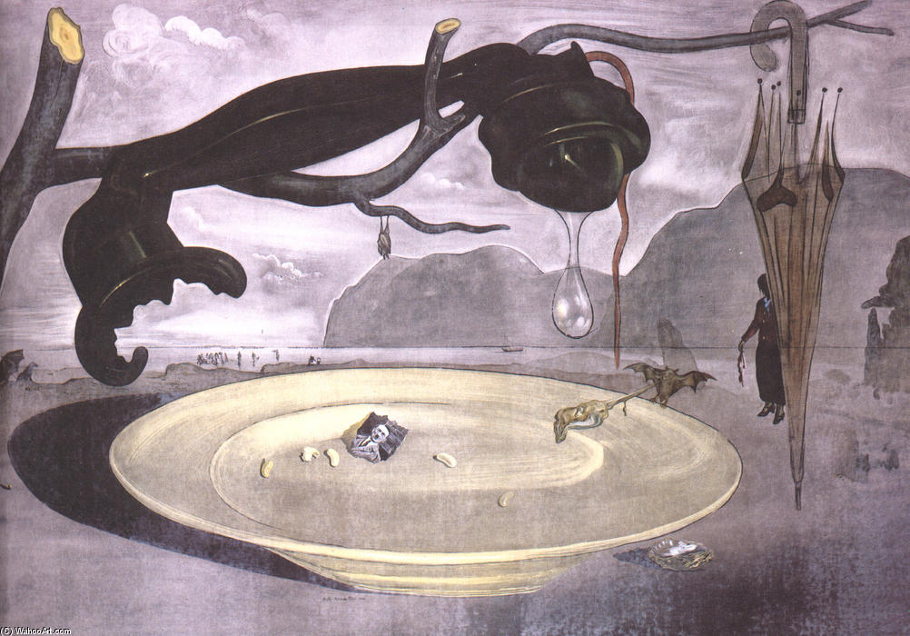 Salvador Dali Famous Paintings Analysis
