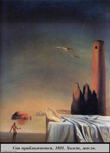 Salvador Dali - Der Traum Approaches
