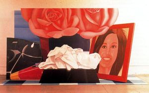 Tom Wesselmann - Stilleben