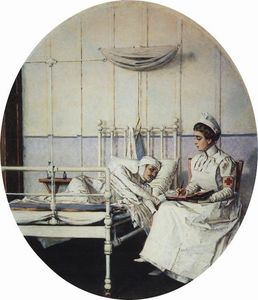 Vasily Vasilevich Vereshchagin - Brief nach Hause (Brief an Mutter)