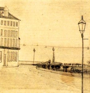 Vincent Van Gogh - Ansicht of Royal Straße , Ramsgate