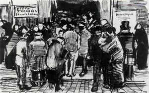 Vincent Van Gogh - State Lottery Office-