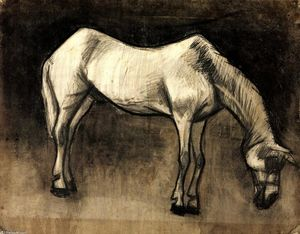 Vincent Van Gogh - Old Nag