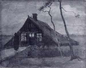 Vincent Van Gogh - Tabernacle in der Heide