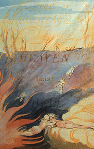 William Blake - Die Ehe von Heaven - Hell