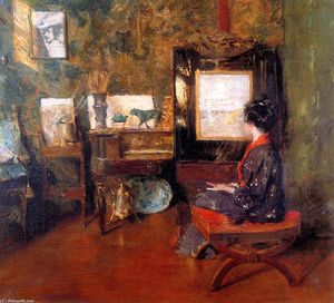 William Merritt Chase -