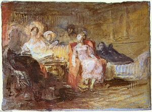 William Turner - Salon