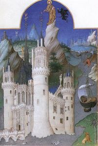 Limbourg Brothers - Les Très Riches Heures