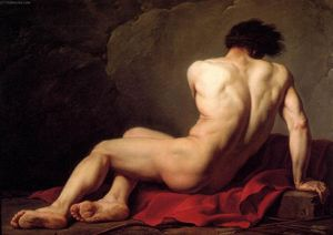 Jacques Louis David - Patroklos