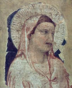 Giotto Di Bondone - Virgin Mourning