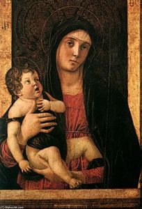 Giovanni Bellini - madonna mit kind