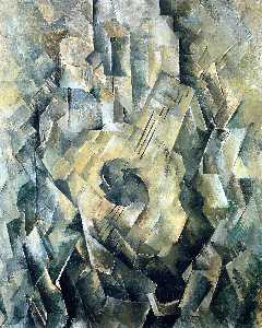 Georges Braque - Mandola