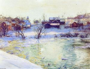 Walter Launt Palmer - Normansvale