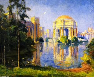 Colin Campbell Cooper - Panama-California Ausstellung