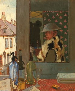 William Newenham Montague Orpen - Startbereit