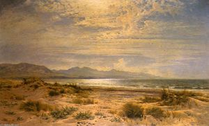 Benjamin Williams Leader - The Sands of Aberdovey