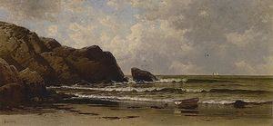Alfred Thompson Bricher - Meerlandschaft