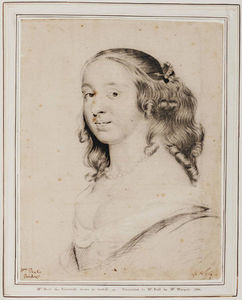 Mary Beale - selbst-portrait